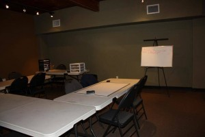 First Aid and CPR Training Room in Edmonton