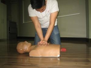 Emergency first aid training in Edmonton