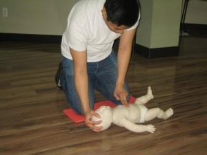 advanced CPR training in Edmonton