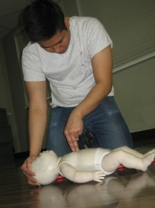 Childcare first aid training in Edmonton